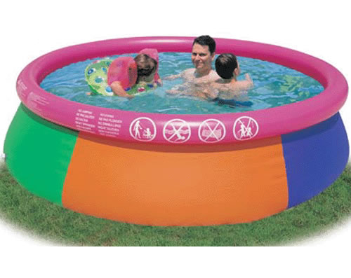False economy saving money on this summer activity could for Portable pool